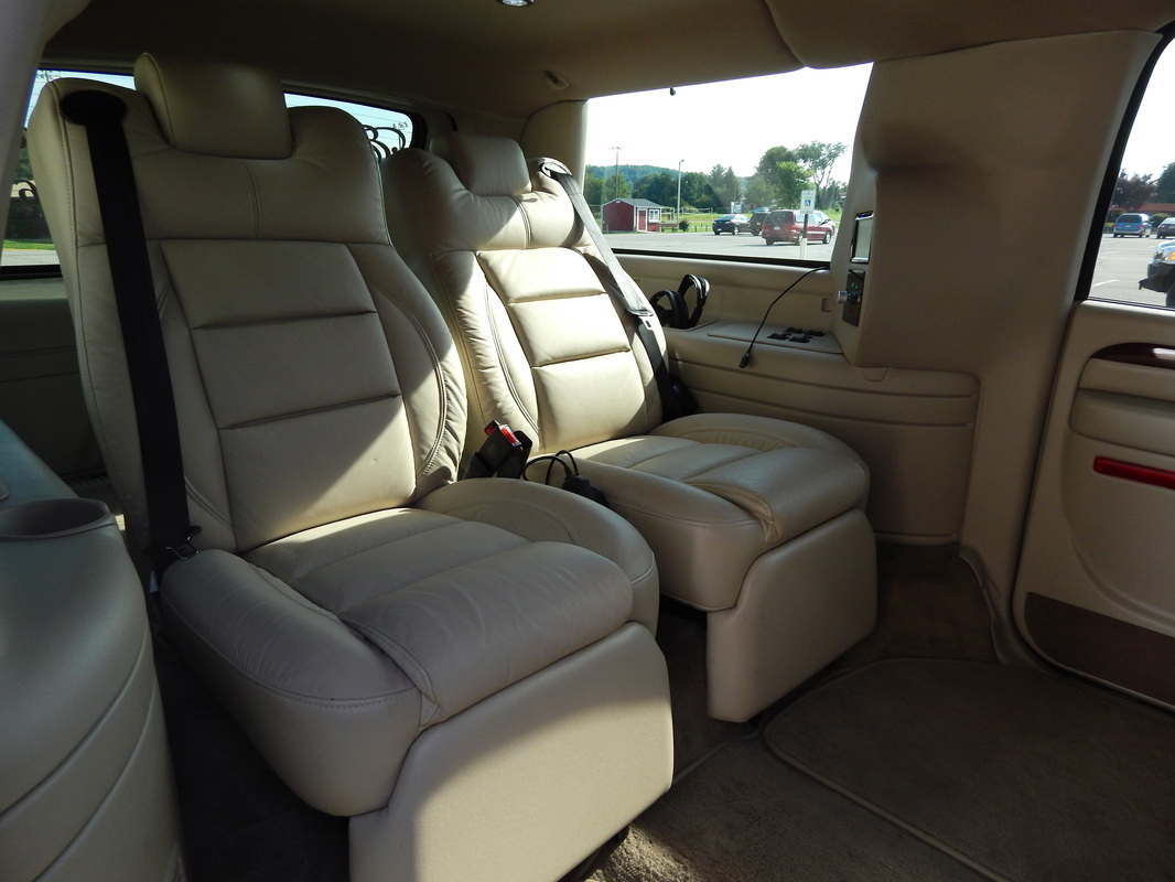 Executive SUV Interior